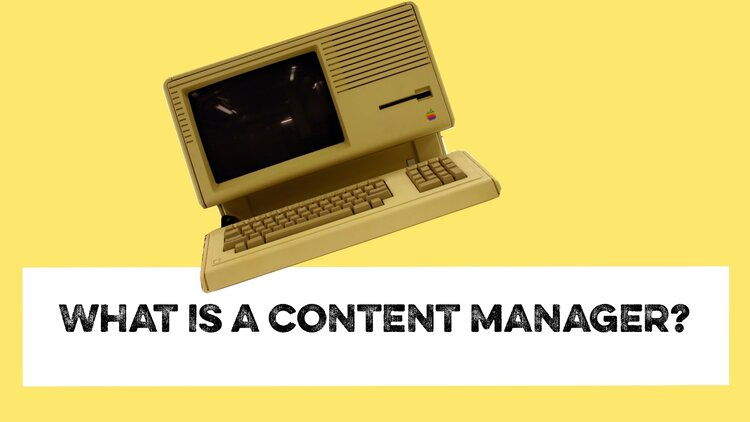 what is a content manager