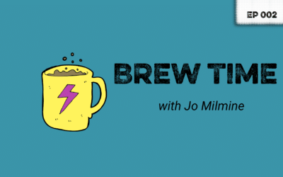 Episode 2 – All the content bollocks with Jo Milmine