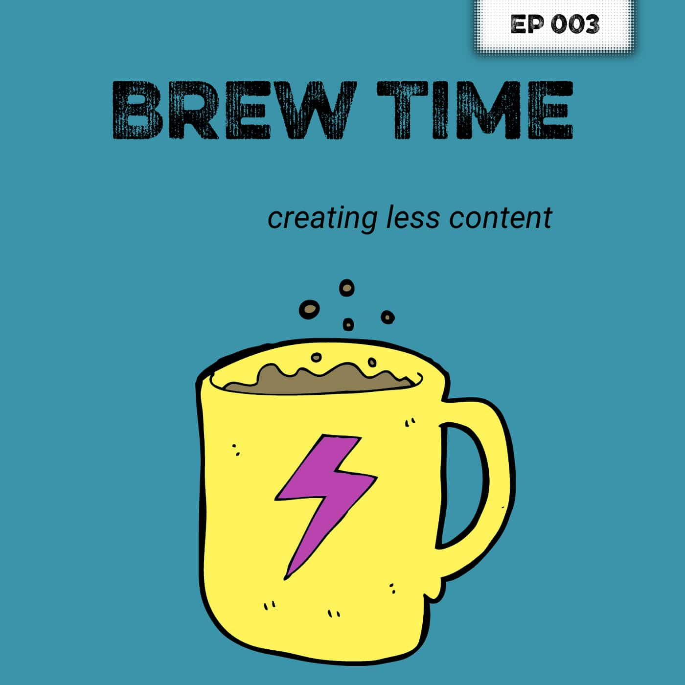 Episode 3 Brew Time Podcast