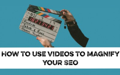 Using Great Promotional Videos to Magnify the SEO in Your Small Business