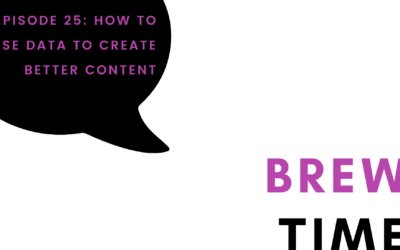 How to use data to create better content