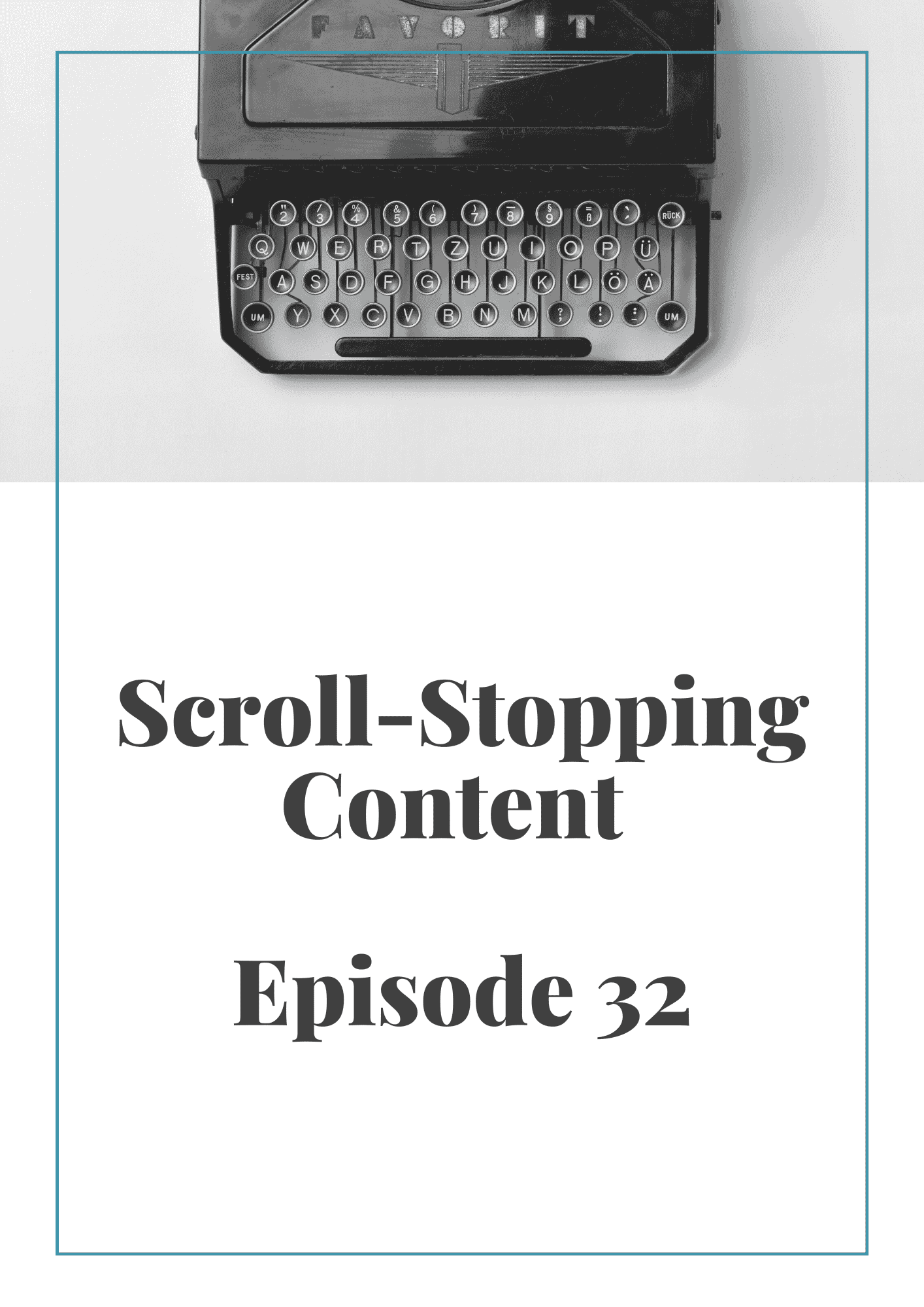 What is content marketing podcast notes