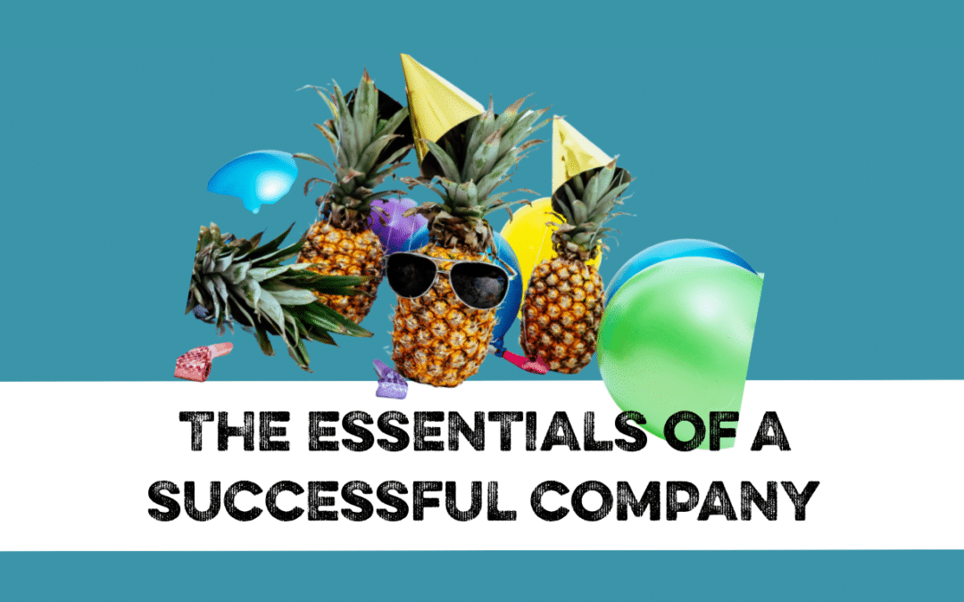 The Essentials of a Successful Company