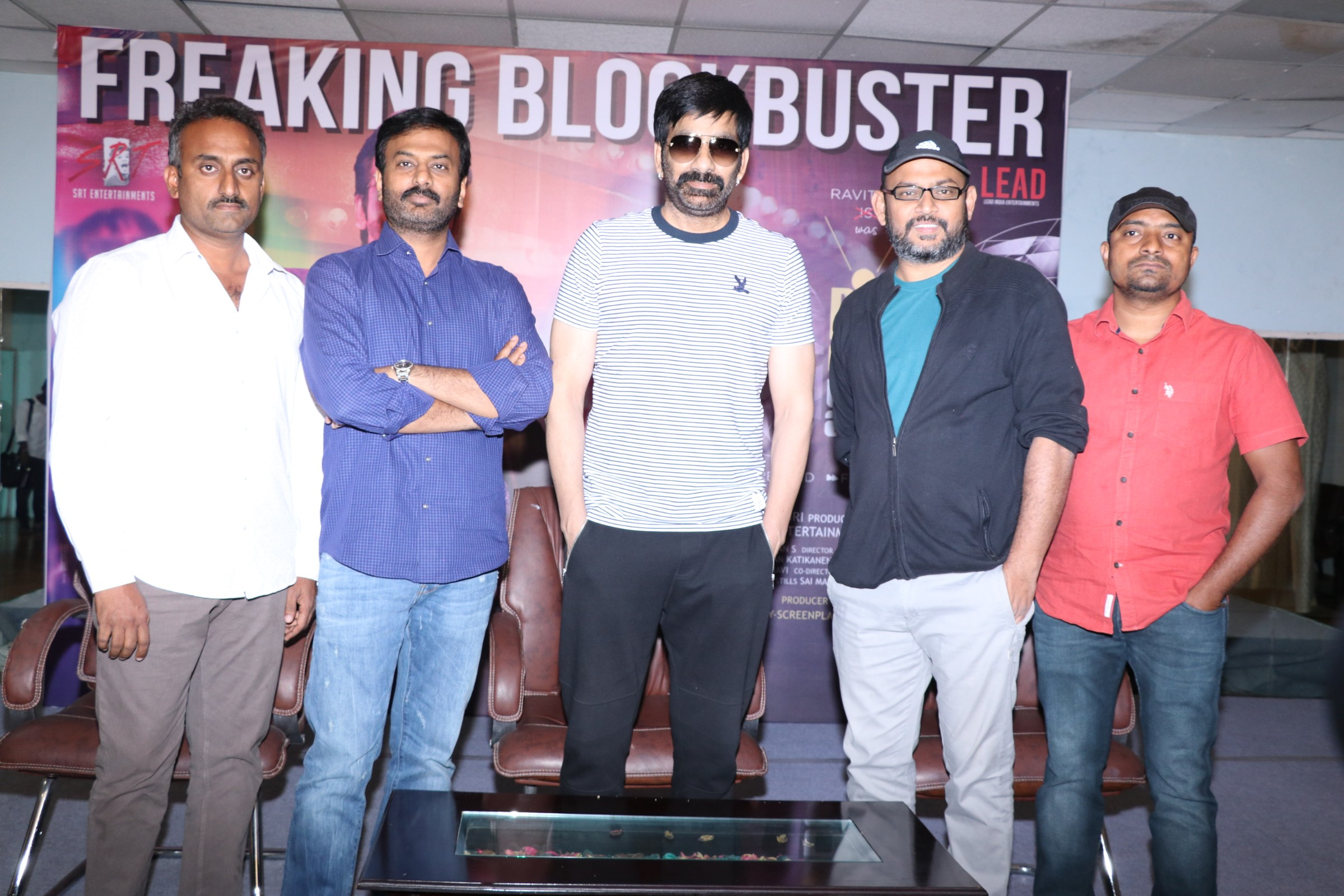 Disco Raja Movie Public Talk Response Pressmeet