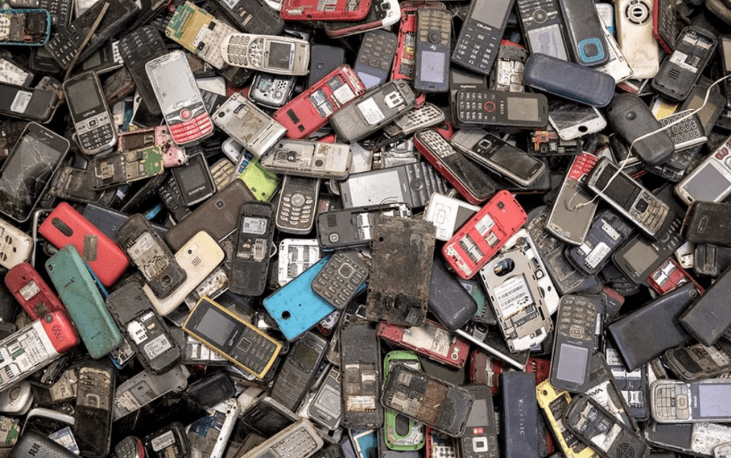 Chipping Away: The Paradox of Documenting E-Waste