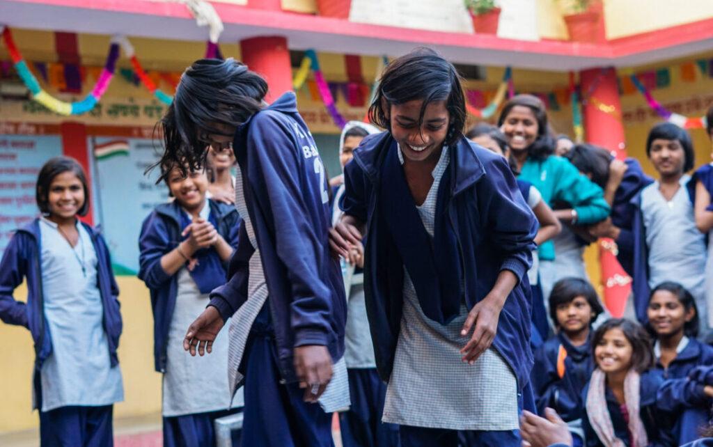 Kasturba Gandhi Balika Vidyalayas Imparting Menstrual Hygiene Education