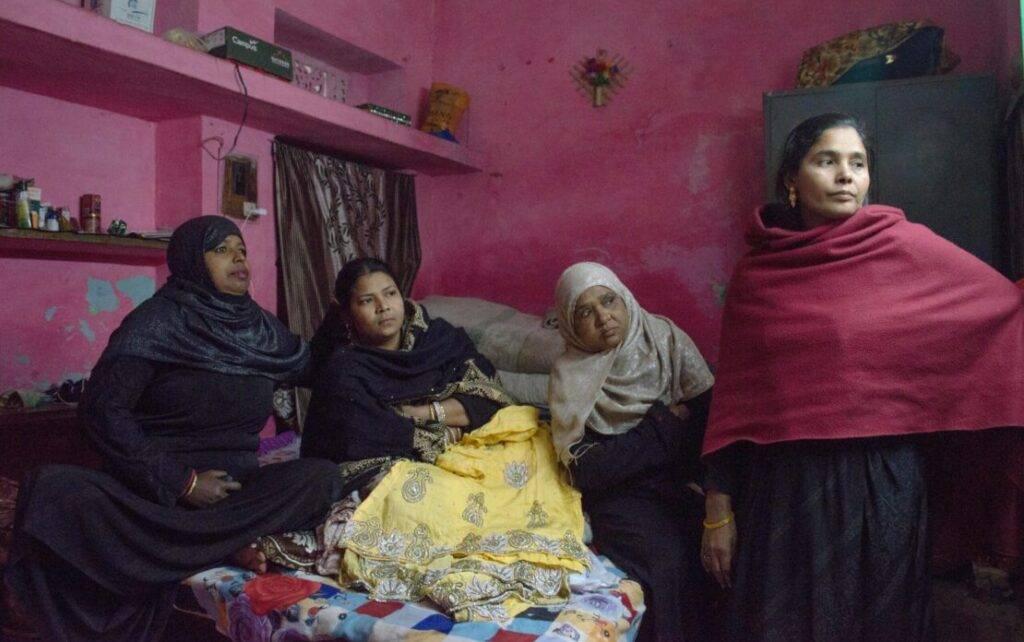 Chain Reaction: Water, Sanitation and Livelihood in Lucknow's Zardozi Bylanes