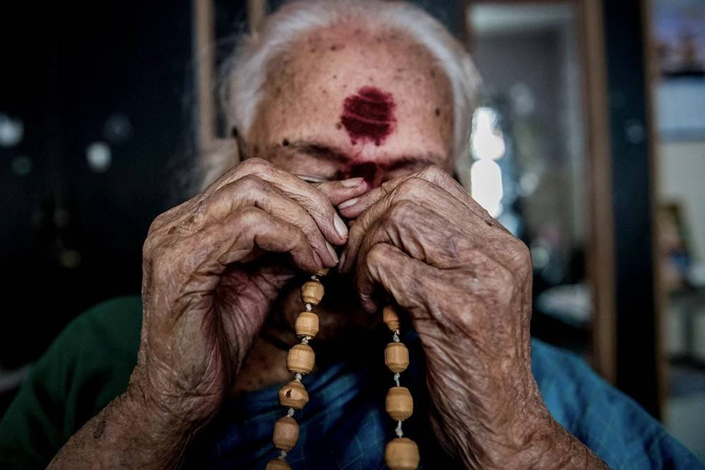 No country for the elderly India