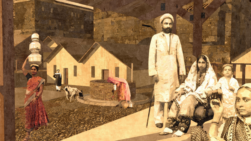 From Water Scarcity to Abundance: Zoroastrian Wells for an Urbanising India