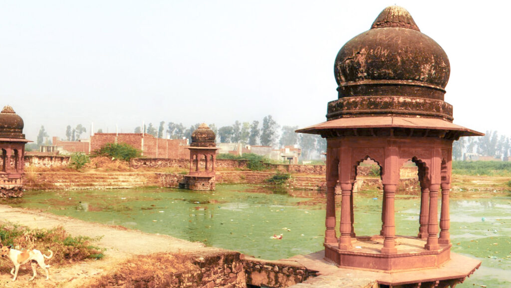The Kund of Nuh - Illustrating the Synergy Between Humankind and Nature