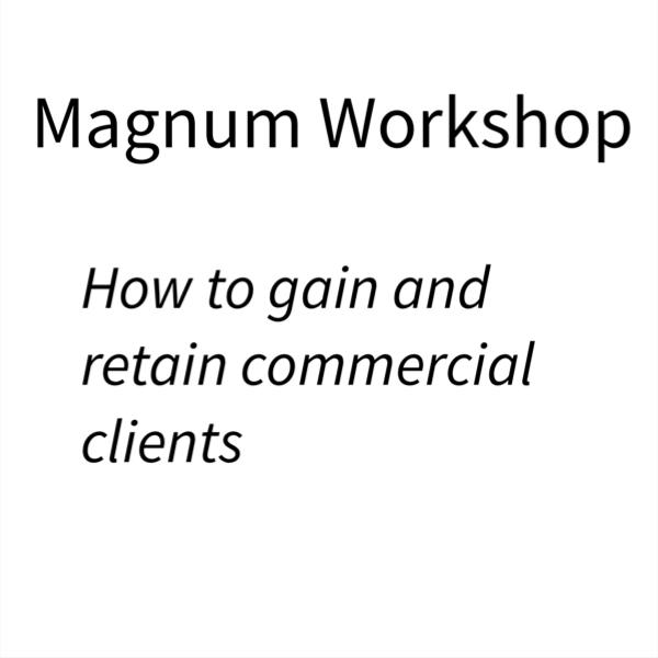 Tim Paton – Magnum Workshop