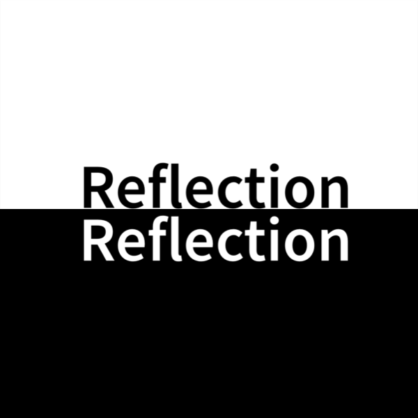 Three Surfaces – Reflection
