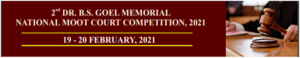Moot Court Competition @IPEM