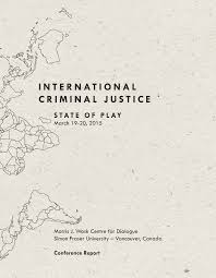 Journal Symposium: International Criminal Justice in an 'Age of Misinformation'
