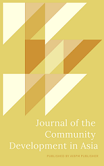Call for papers: Journal of the community development in Asia