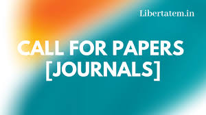 Call For Papers For International Journal Of Legal Developments & Allied Issues