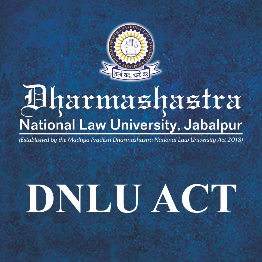 Certificate Course on Data Protection Law by Dharmashastra National Law University, Jabalpur