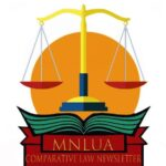 Call for Papers:MNLU-A Comparative Law e-Newsletter [Vol 1, Issue 4] MNLU, Aurangabad: Submit by Jan 24