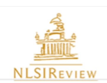 CALL FOR PAPERS:(NATIONAL LAW SCHOOL OF INDIA REVIEW)