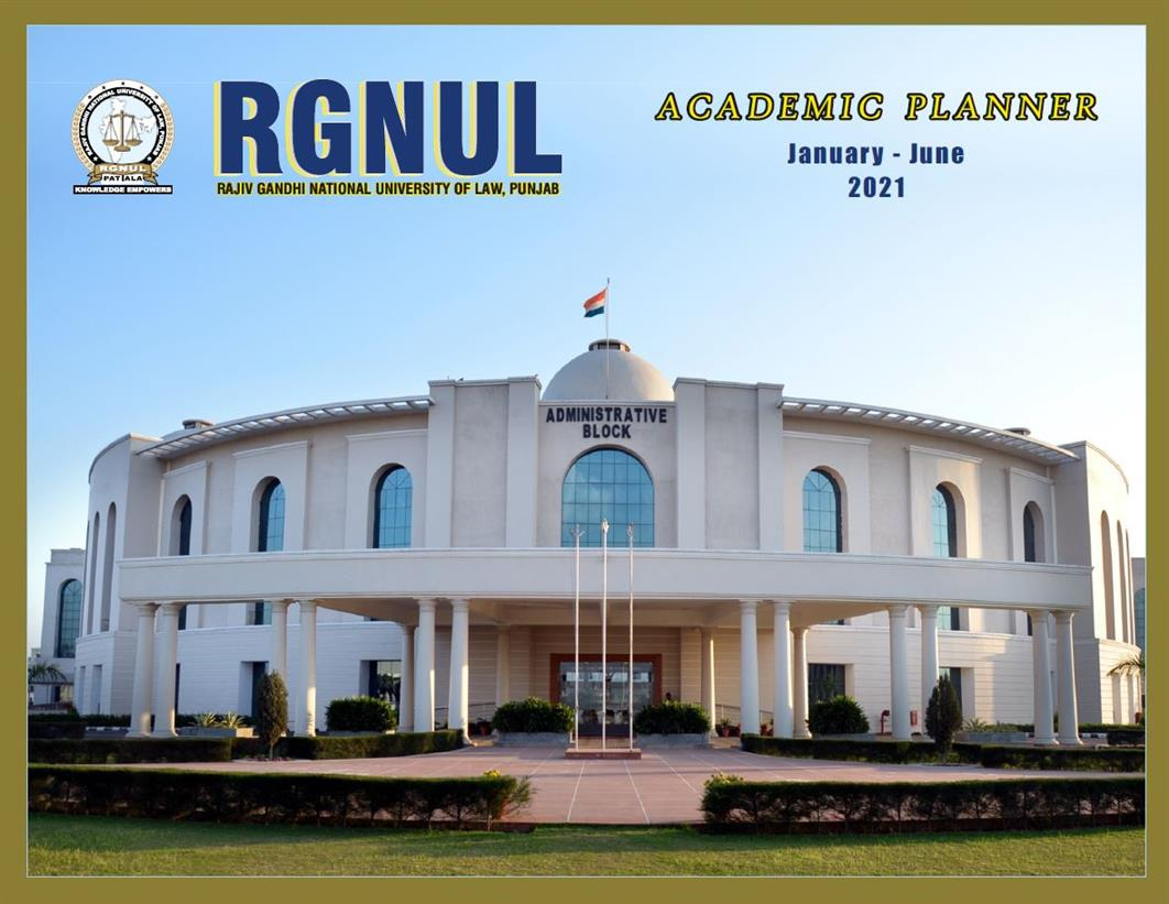 LL.M. (Executive) Programme Admission @ RGNUL-Punjab; Apply by 15th September, 2021