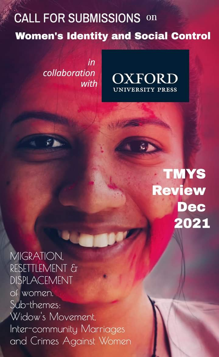 Call for papers ( December 2021) : TMYS review