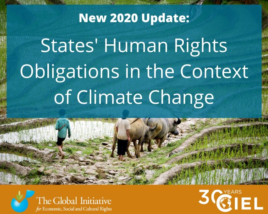 Human Rights Essay Award: 2022 TOPIC:CLIMATE CHANGE AND HUMAN RIGHTS: IMPACTS, RESPONSIBILITIES, AND OPPORTUNITIES