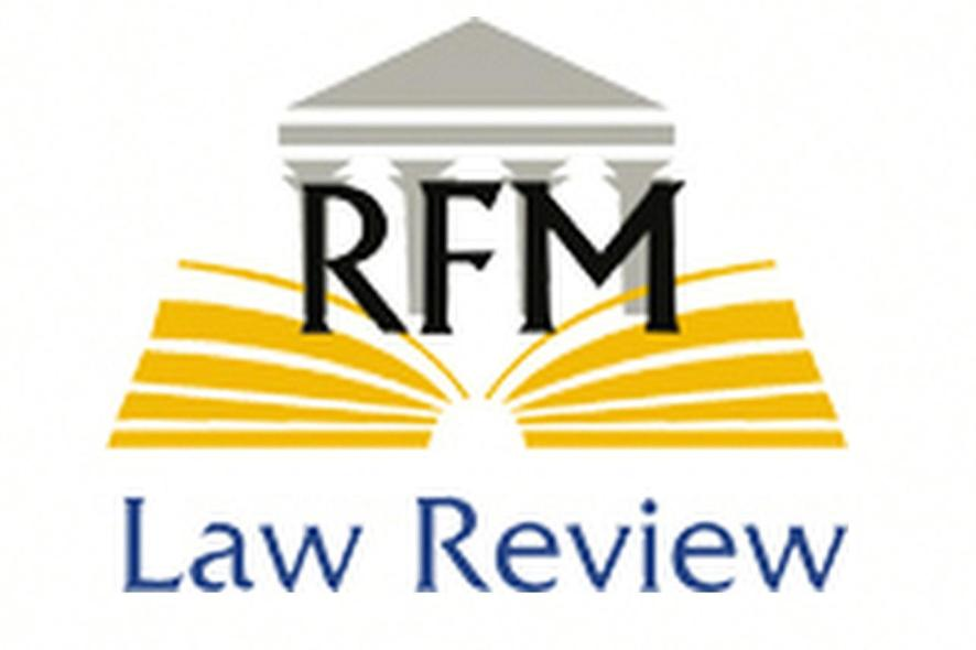 Call for Papers 丨 RGNUL Financial and Mercantile Law Review (RFMLR) Volume IX Issue I: Submit by October 30