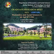 IITG-HSS GRADUATE RESEARCH MEET 2021: 11th– 12thNovember, 2021