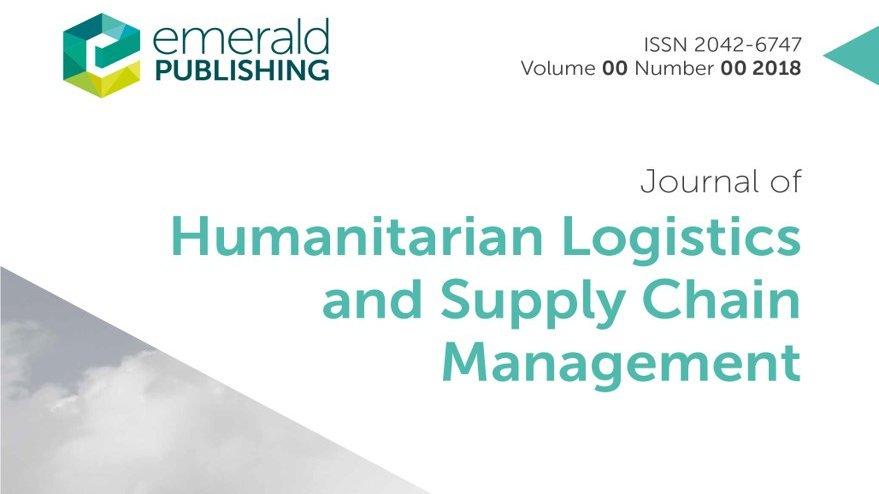 Humanitarian logistics in conflict zones and complex emergencies