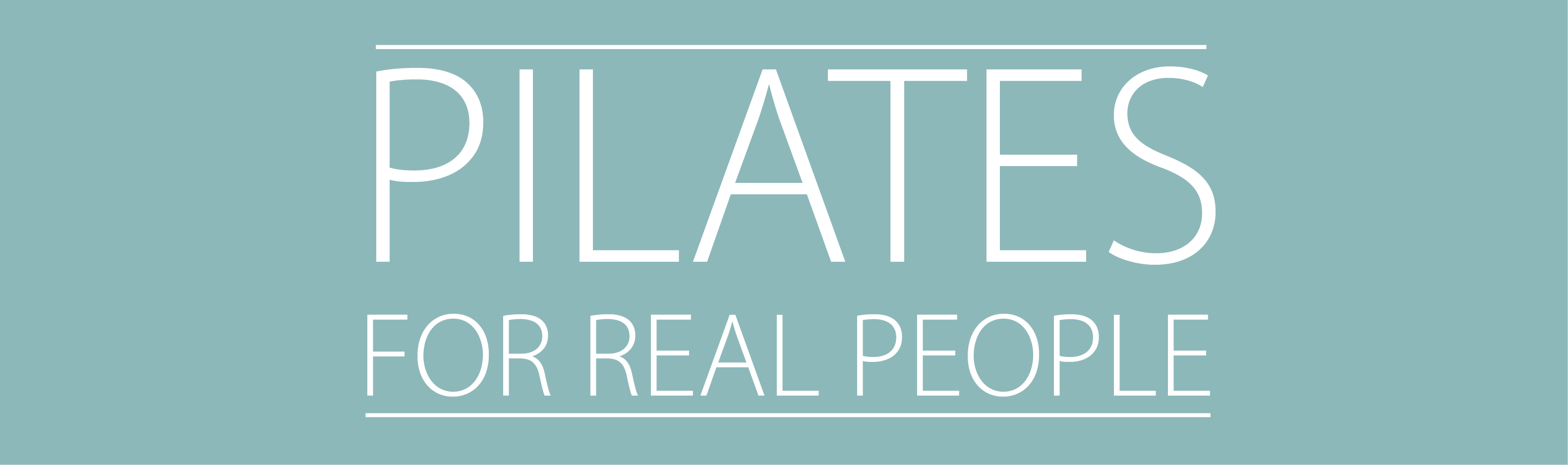 Pilates for Real People