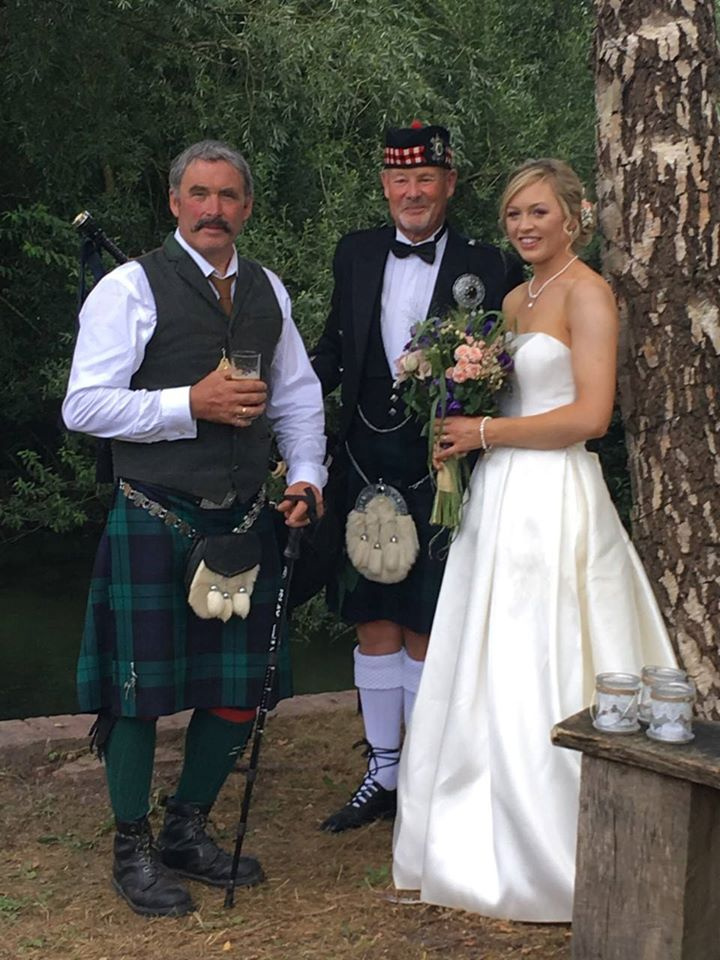 Hire a Piper for your event