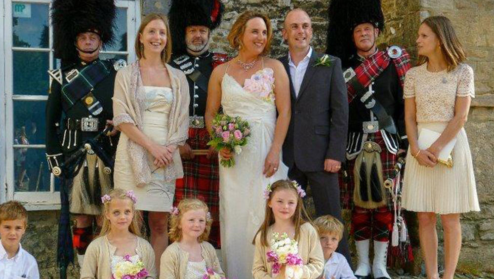 Hire a Piper Band for your wedding