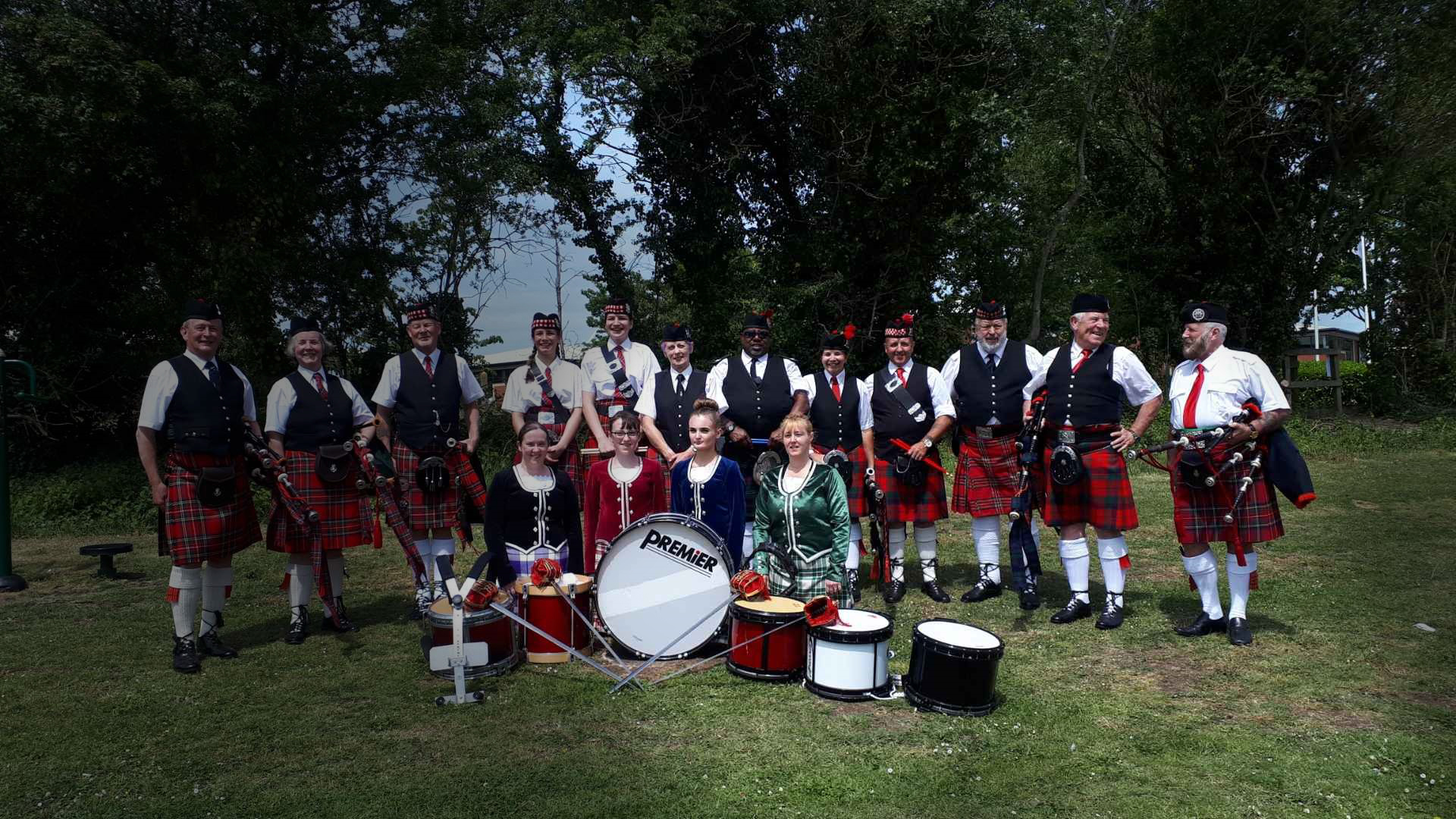 pipe band 2
