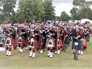 pipe band services