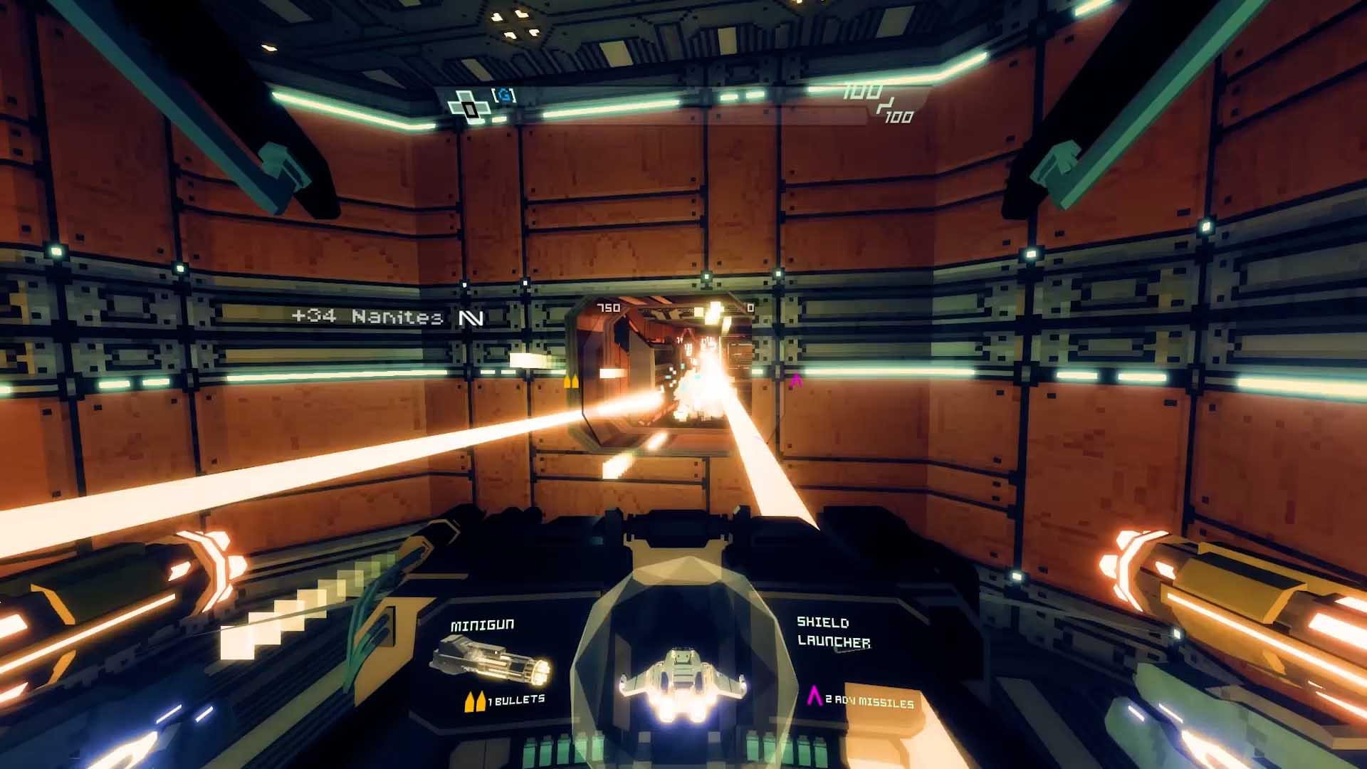 Sublevel Zero Indie Game Trailer