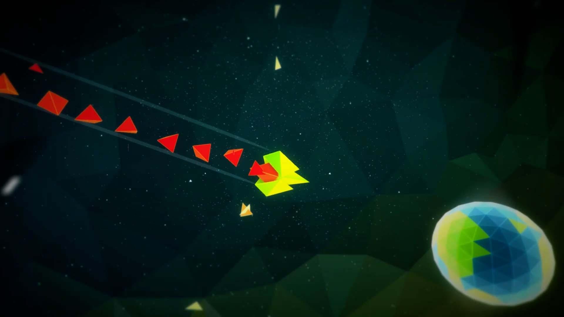 Gravity Galaxy Mobile Game Trailer