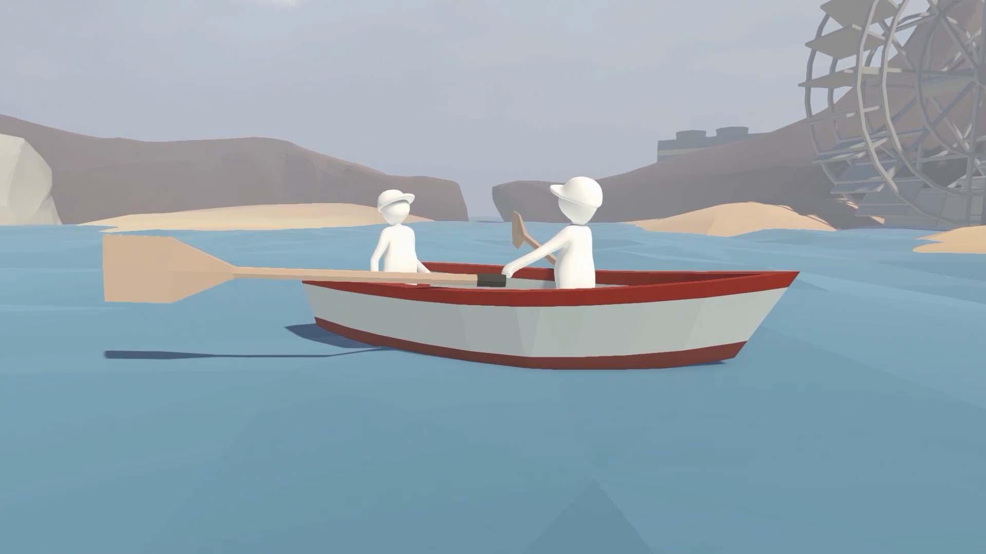Human Fall Flat Game Trailer
