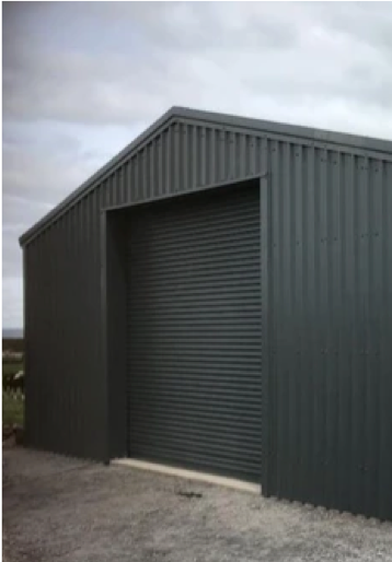 Easy Roll agricultural automated roller shutter doors based in Taunton