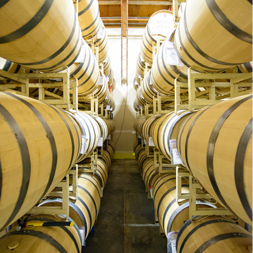 6. Barrel Aging
