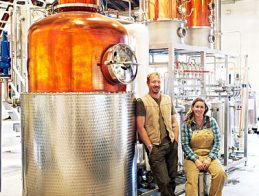 TNCDT0413A SEBASTAPOL, THE BARLOW, SPIRIT WORKS, ASHBY AND TIMO, OWNERS/DISTILLERS