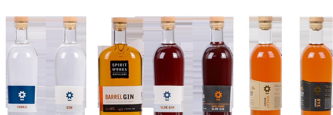 Barrel Gin Cocktail