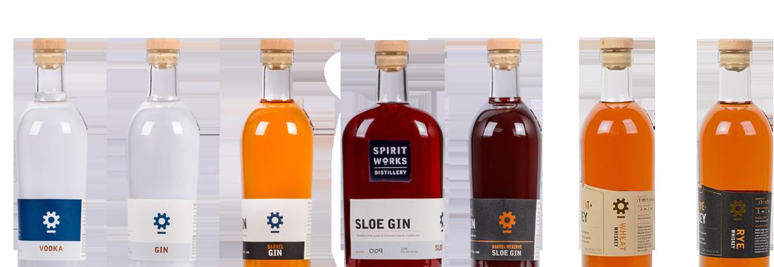 Sloe Gin Cocktails