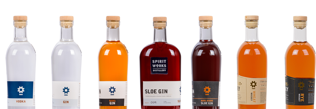 Sloe Gin Cocktails