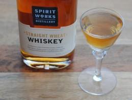 Spirit Works Wheat Whiskey