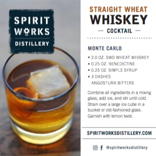 SHELF TALKER - WHEAT WHISKEY COCKTAIL & STORY