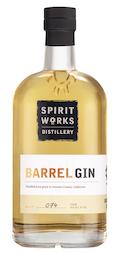 BOTTLE: BARREL GIN