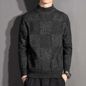 Pull cachemire homme mode