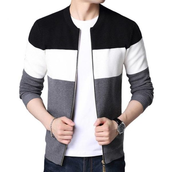 Pull cardigan homme mode 2021