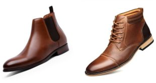 Bottines hommes mode 2020-2021