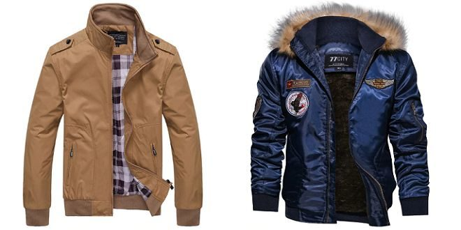 Bombers homme mode 2020